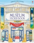 Museum Sticker Book - Book