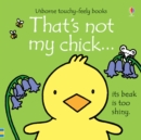 That's not my chick... - Book