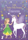 Little Sticker Dolly Dressing Unicorns - Book