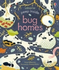 Peep Inside Bug Homes - Book