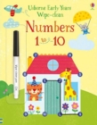 Numbers 1 to 10 - Book