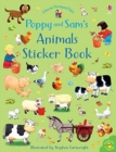 Poppy and Sam's Animals Sticker Book - Book