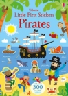 Little First Stickers Pirates - Book