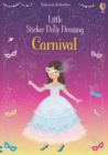 Little Sticker Dolly Dressing Carnival - Book