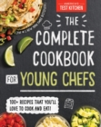 Complete Cookbook for Young Chefs - Book