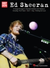 Ed Sheeran For Easy Guitar - Book