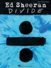 Ed Sheeran : (Divide) PVG Songbook - Book