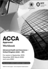 ACCA Advanced Audit and Assurance (UK) : Workbook