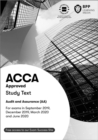 ACCA Audit and Assurance : Study Text