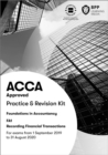 FIA Recording Financial Transactions FA1 : Practice and Revision Kit
