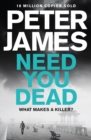 Need You Dead - Book