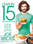 Lean in 15: The Sustain Plan : 15 Minute Meals and Workouts to Get You Lean for Life - Book