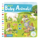 Busy Baby Animals - Book