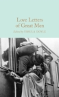 Love Letters of Great Men - Book
