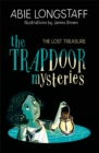 The Trapdoor Mysteries: The Lost Treasure - Book