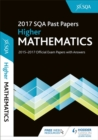 Higher Mathematics 2017-18 Sqa Past Papers with Answers