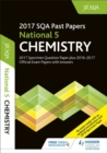National 5 Chemistry 2017-18 SQA Specimen and Past Papers with Answers