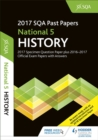 National 5 History 2017-18 SQA Specimen and Past Papers with Answers - Book