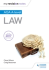 My Revision Notes : AQA A-level Law