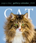 Cat Page-A-Day Gallery Calendar 2020 - Book