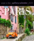 2020 Paris Page-A-Day Gallery Calendar