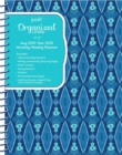 Posh: Organized Living Blue Lagoon 2019-2020 Monthly/Weekly Diary Planner - Book
