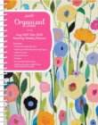 Posh: Organized Living Summer's Beauty 2019-2020 Monthly/Weekly Diary Planner - Book