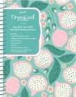 Posh: Organized Living Dragonfruity 2019-2020 Monthly/Weekly Diary Planner - Book