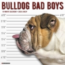 Bulldog Bad Boys 2020 Wall Calendar (Dog Breed Calendar)