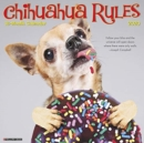 Chihuahua Rules 2020 Wall Calendar (Dog Breed Calendar)