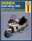Honda Gold Wing 1500 (USA) (88 - 00)
