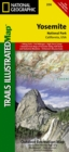 Yosemite National Park : Trails Illustrated National Parks