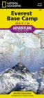 Everest Base Camp, Nepal : Travel Maps International Adventure Map