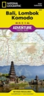Bali, Lombok, and Komodo : Travel Maps International Adventure Map