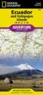 Ecuador And Galapagos Islands : Travel Maps International Adventure Map