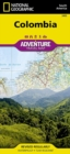 Colombia : Travel Maps International Adventure Map