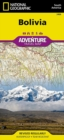Bolivia : Travel Maps International Adventure Map
