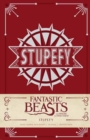 Fantastic Beasts and Where to Find Them: Stupefy Hardcover Ruled Journal