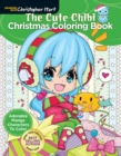 The Cute Chibi Christmas Coloring Book : Adorable manga characters to color