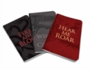 Game of Thrones: Pocket Notebook Collection : House Words Set of 3