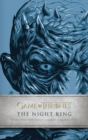Game of Thrones: The Night King Hardcover Ruled Journal - Book