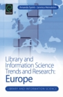 Library and Information Science Trends and Research : Europe