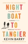 Night Boat to Tangier - Book