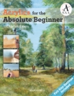 Acrylics for the Absolute Beginner - Book