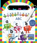 Alphablocks Wipe-Clean: ABC - Book