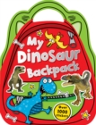 My Dinosaur Backpack : Shaped Sticker Activity Books