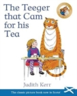 The Teeger That Cam For His Tea : The Tiger Who Came to Tea in Scots