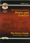 New GCSE English Literature AQA Poetry Guide: Power & Conflict Anthology - For the Grade 9-1 Course - Book