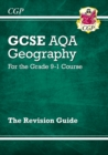 New Grade 9-1 GCSE Geography AQA Revision Guide - Book