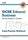 New GCSE Business Edexcel Exam Practice Workbook - For the Grade 9-1 Course - Book